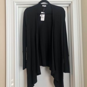 Black Splendid cardigan